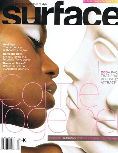 surface magazine